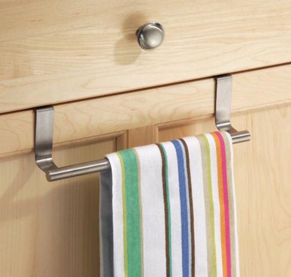 вешалка для полотенец на кухню