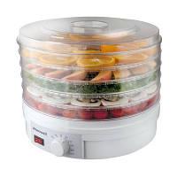 Сушилка для овощей и фруктов с терморегулятором Food Dehydrator SBL-1215