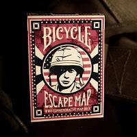 Карты игральные | Bicycle Escape Map