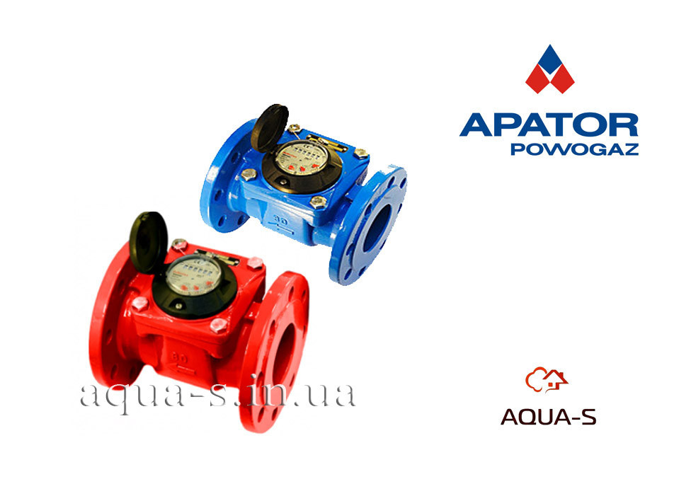 Турбинный счетчик APATOR POWOGAZ MWN 150 DN150