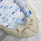 Кокон для новорожденных Baby Design Bambi, фото 2