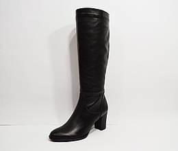 Сапоги женские кожаные Камея 70-06