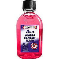 Жидкость стеклоомывателя Wynn's Anti-Insect Screen-Wash (летняя) 0.25 л
