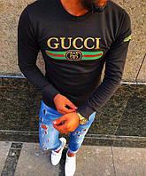Свитшот Gucci черный