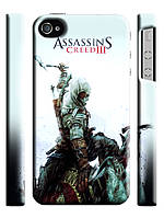 Чехол для iPhone 4/4s Assassin's creed 3