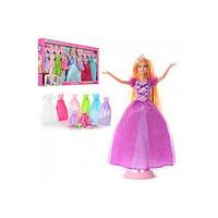 Кукла с нарядом DEFA платья, обувь, аксессуары