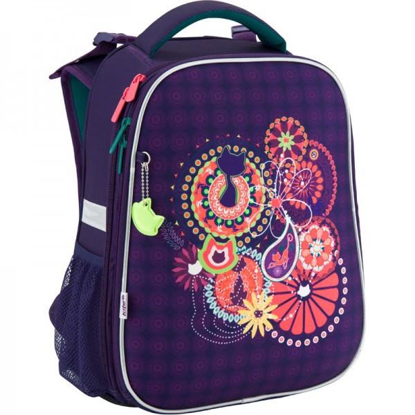 Рюкзак ранец школьный каркасный 531 Catsline
