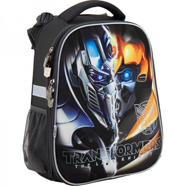 Рюкзак ранец школьный каркасный 531 Transformers