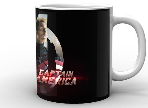 Кружка GeekLand Captain America CA.02.001