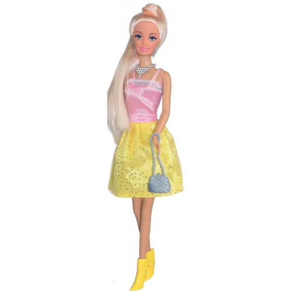 Кукла Ася Магия русалки с аксессуарами 28 см