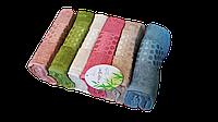 Полотенце махровое Petek Bamboo 70х140 разные цвета Cestepe