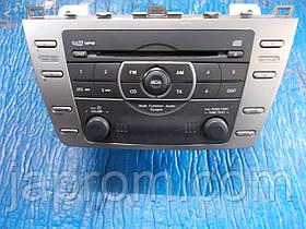Магнитола штатная (радио) Mazda 6 GH 2008-2012г.в.