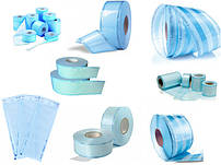 Упаковка для стерилізації і супутні товари