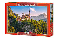"Пазлы  ""Замок Нойшванштайн,Германия""  1000 элем. Castorland Польша"