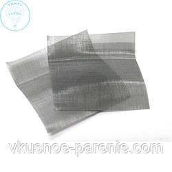Сетка стальная нержавеющая 250 mesh (5х5 см)