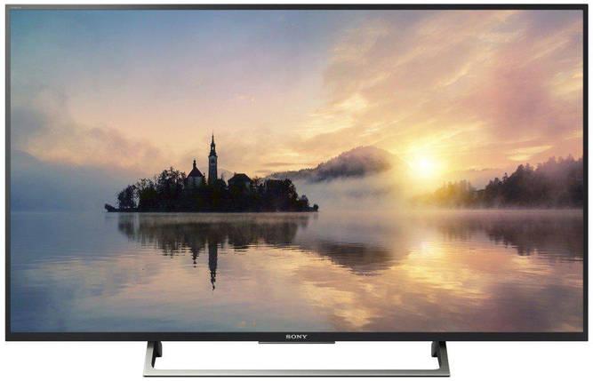 """Телевизор 43"""" SONY KD-43XE7005BR, фото 2"""