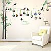 "Наклейка на стену виниловая ""Дерево+фото"" (290х205 см), фото 2"