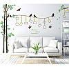 "Наклейка на стену виниловая ""Дерево+фото"" (290х205 см), фото 3"