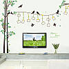 "Наклейка на стену виниловая ""Дерево+фото"" (290х205 см), фото 4"
