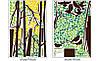 "Наклейка на стену виниловая ""Дерево+фото"" (290х205 см), фото 6"