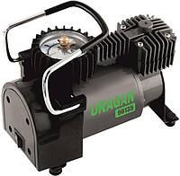 Автомобильный компрессор с автостопом Ураган (Uragan) 90135, 37л./м., 170Вт.