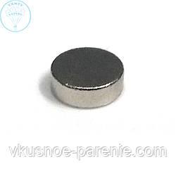 Магнит на плюсовой контакт аккумулятора