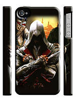 Чехол для iPhone 4/4s Assassin's Creed 4