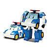 Машинка-трансформер полицейский Поли Robocar Poli/Робокар Поли: 10 см
