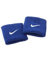 Напульсник Nike синий
