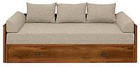 Кровать-диван раздвижная JLOZ80/160 Индиана БРВ Дуб шуттер
