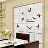 """Наклейка на стену интерьерная """"Попугаи"""" (117*85 см), фото 5"""