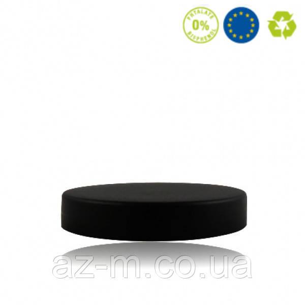 Крышка черная BASIC (50, 100, 200 мл.)