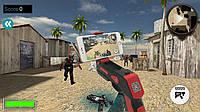 Интересный подарок для мальчика! Интерактивный пистолет AR GUN GAME 110.Супер Акция до 2 марта!