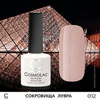 Гель-лак Cosmolac №012 Сокровища Лувра