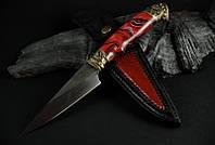 """Нож """"Козырный ШАХ"""" элитный, дорогой, оригинальный, уникальный, подарок мужчине"""