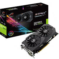 Видеокарта ASUS GeForce GTX1050 Ti 4096Mb ROG STRIX OC GAMING (STRIX-GTX1050TI-O4G-GAMING)