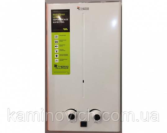 Газовая колонка Thermo Alliance jsd20 -10cr автомат , фото 2