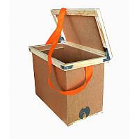 """Ящик для переноса рамок для 6-ти рамок """"Дадан"""""""