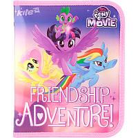 Папка на молнии Kite My little Pony B5 LP17-203-02