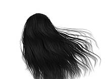 HC IM Стойкая крем-краска для волос 1 Черный, 100 мл