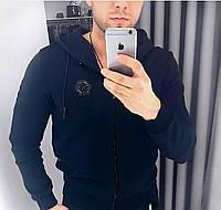 Мужской спортивный костюм со значком Philipp Plein