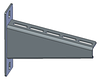 Консоль монолитная 500 SCaT