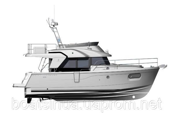 Новая модель яхты 𝗦𝘄𝗶𝗳𝘁 𝗧𝗿𝗮𝘄𝗹𝗲𝗿 𝟯𝟱