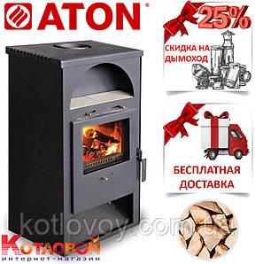 Дровяная печь-камин ATON ARDENT