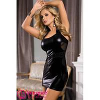 Платье черное с трусиками S/M