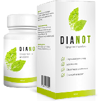 Средство от сахарного диабета DiaNot (ДиаНот)