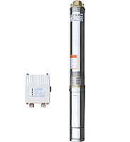 Насос скважинный с повышенной уст-тью к песку OPTIMA 3SDm1.8/27 0.75 кВт 113м + пульт + кабель 15м