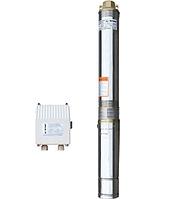 Насос скважинный с повышенной уст-тью к песку Optima 3.5SDm2/9 0,37 кВт 50м + пульт + кабель 15м