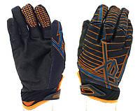 Кроссовые мото перчатки FOX Brown