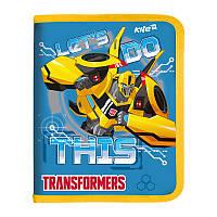Папка на молнии Kite Transformers B5 TF17-203